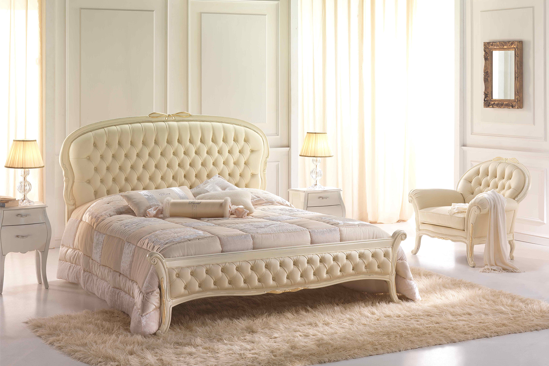 Beatrice orsitalia for Design camera da letto matrimoniale