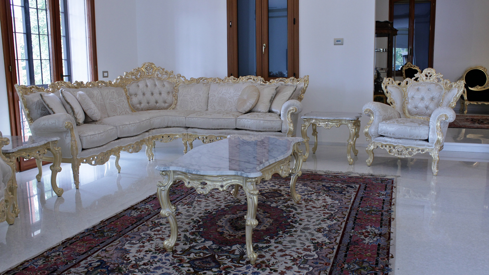LIVING SOFA SETS Archives ORSITALIA