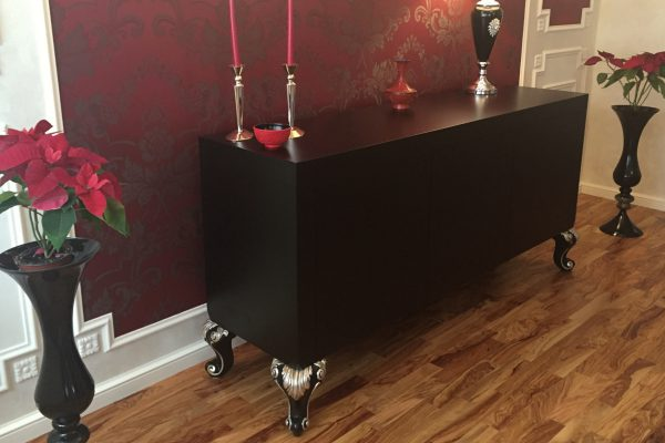 Cube new baroque sideboard
