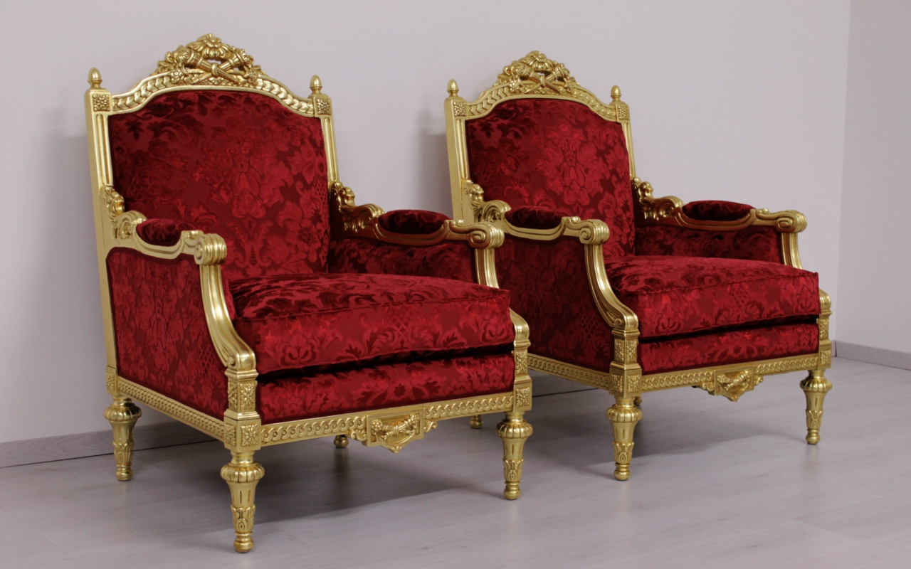 TORONTO The Luxury Empire Style For Your Sitting Room, Tailor Made And  Custom Made By Italian Handicraftsmen Of Orsitalia.These Classic Empire  Pieces Of ...