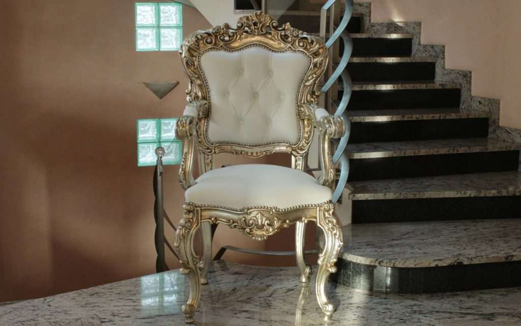 Big Arm Chair In Strong Carved Wood Eco Friendly Completely Produced Italy By Orsiitalia Putto Chairs With Arms Are Custom Made Orsitalia Both