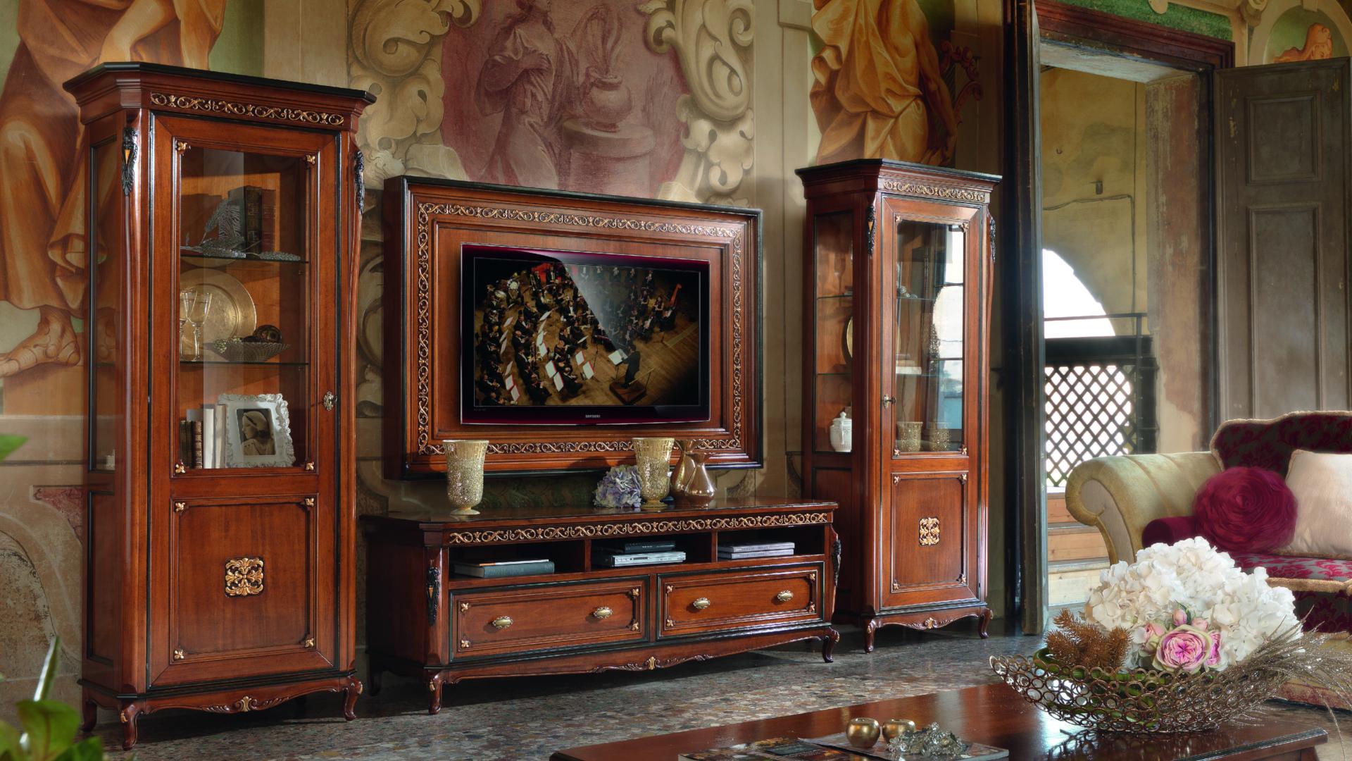 Porta Tv In Stile Classico.Porta Tv Archives Orsitalia